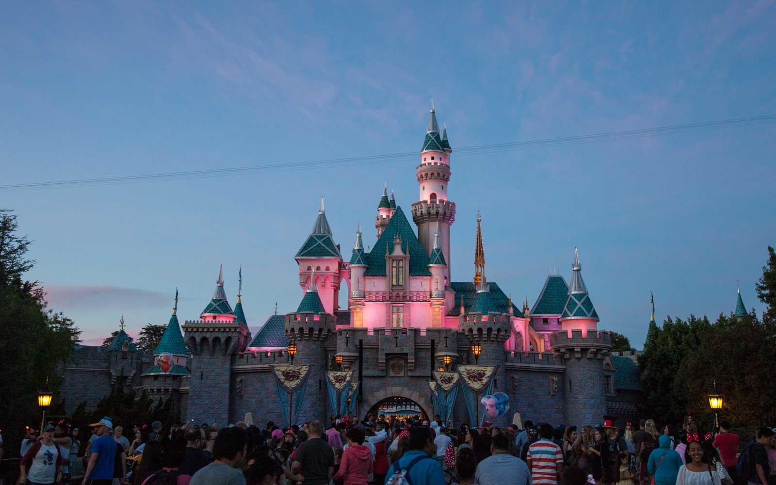 Disneyland Discontinued Of Annual Passes