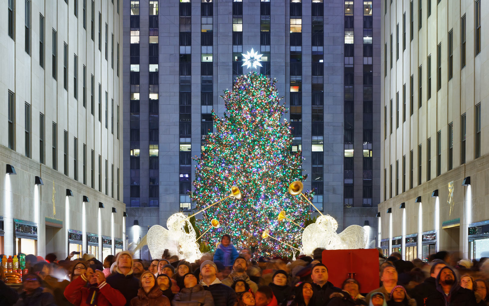 How to Watch the Rockefeller Tree Lighting 2017 Live