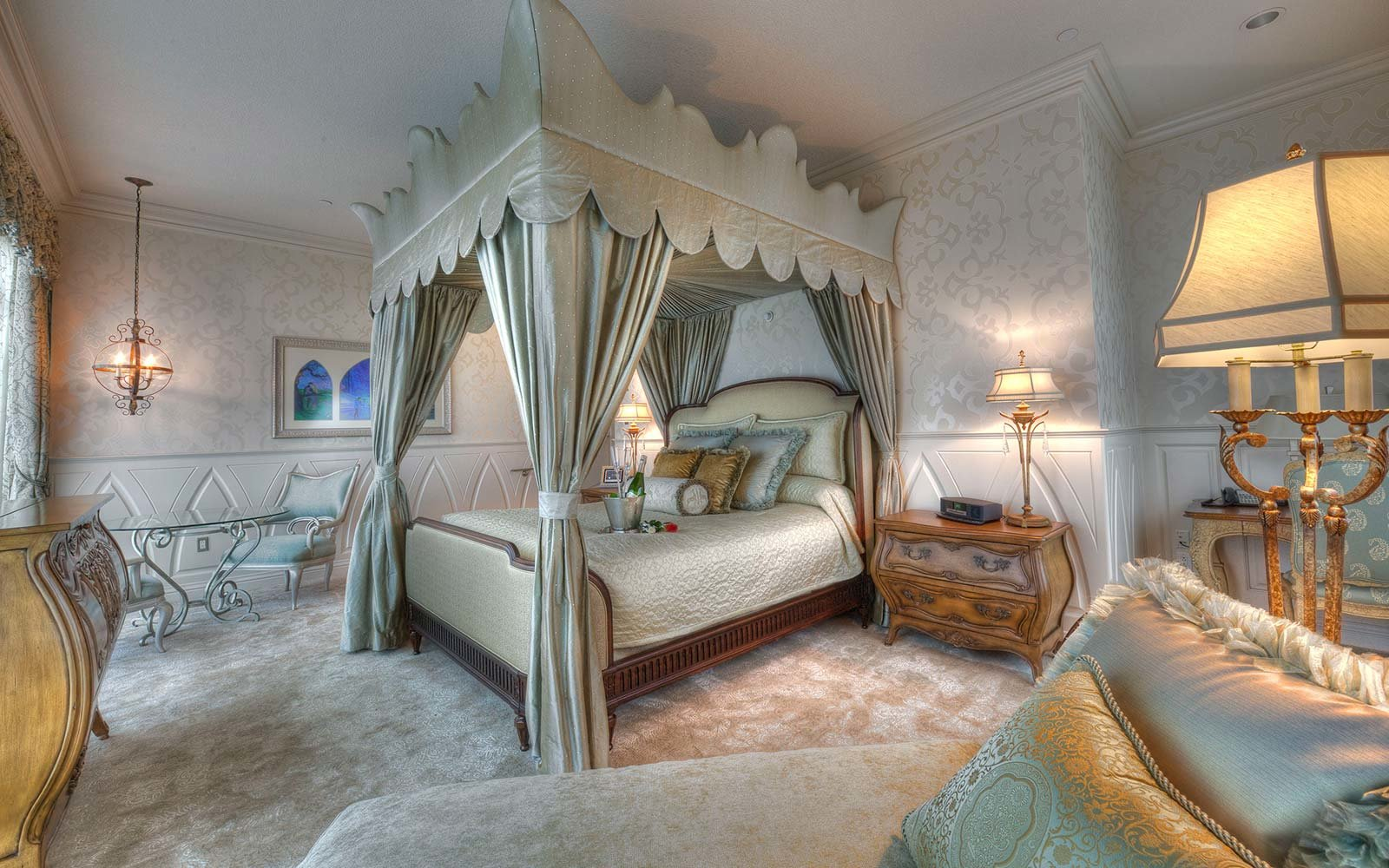 Fairy Tale Suite at Disneyland Hotel