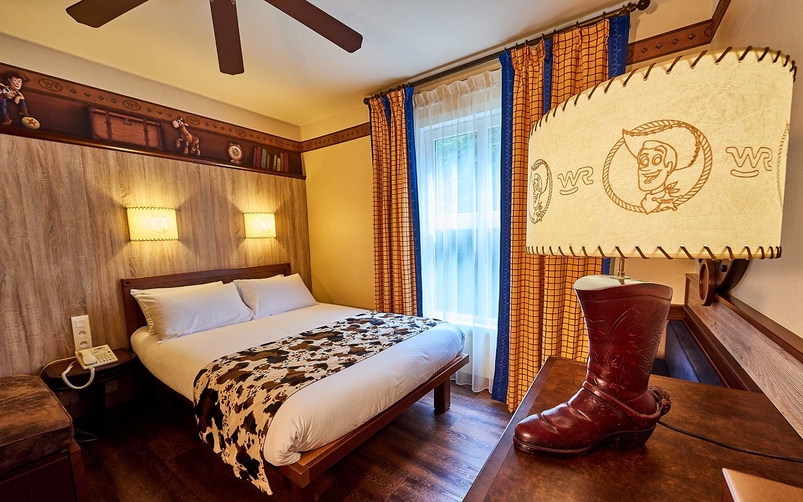 Unique Theme Park Hotel Rooms In World