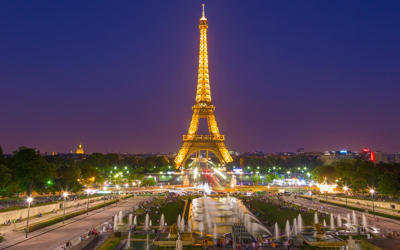 Gorgeous Of Eiffel Tower Night Travel