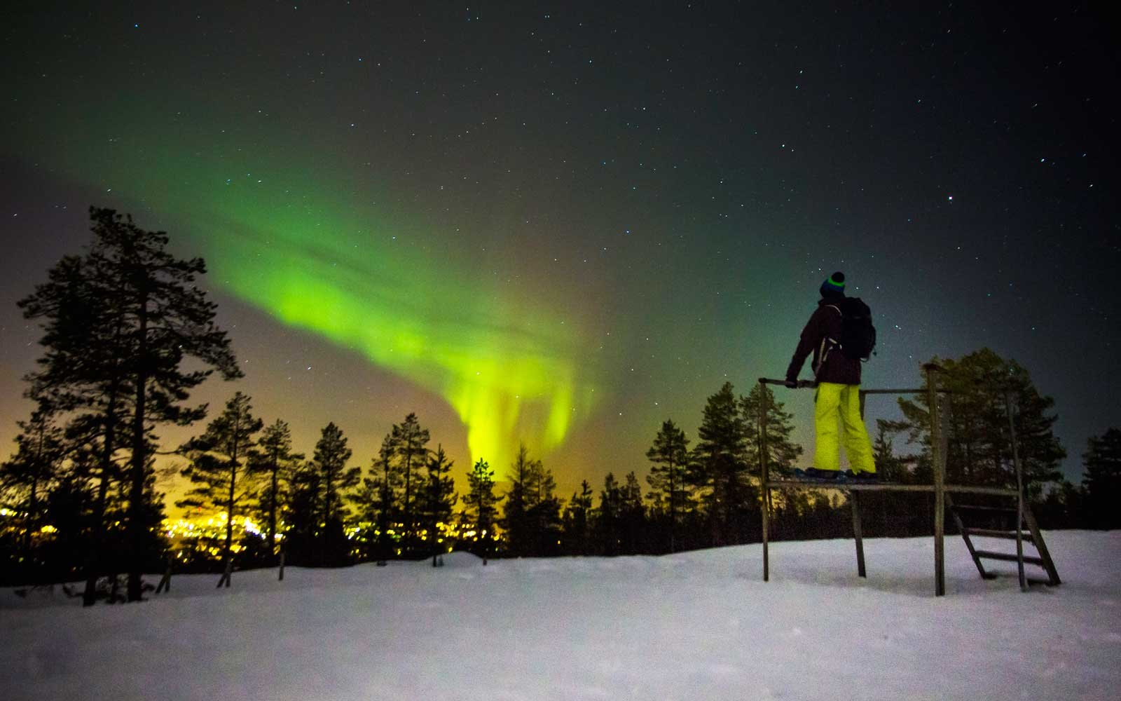 Best Time Year Northern Lights Finland