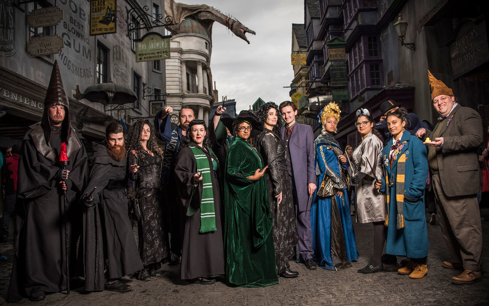 Celebration Of Harry Potter Event At Universal Offers
