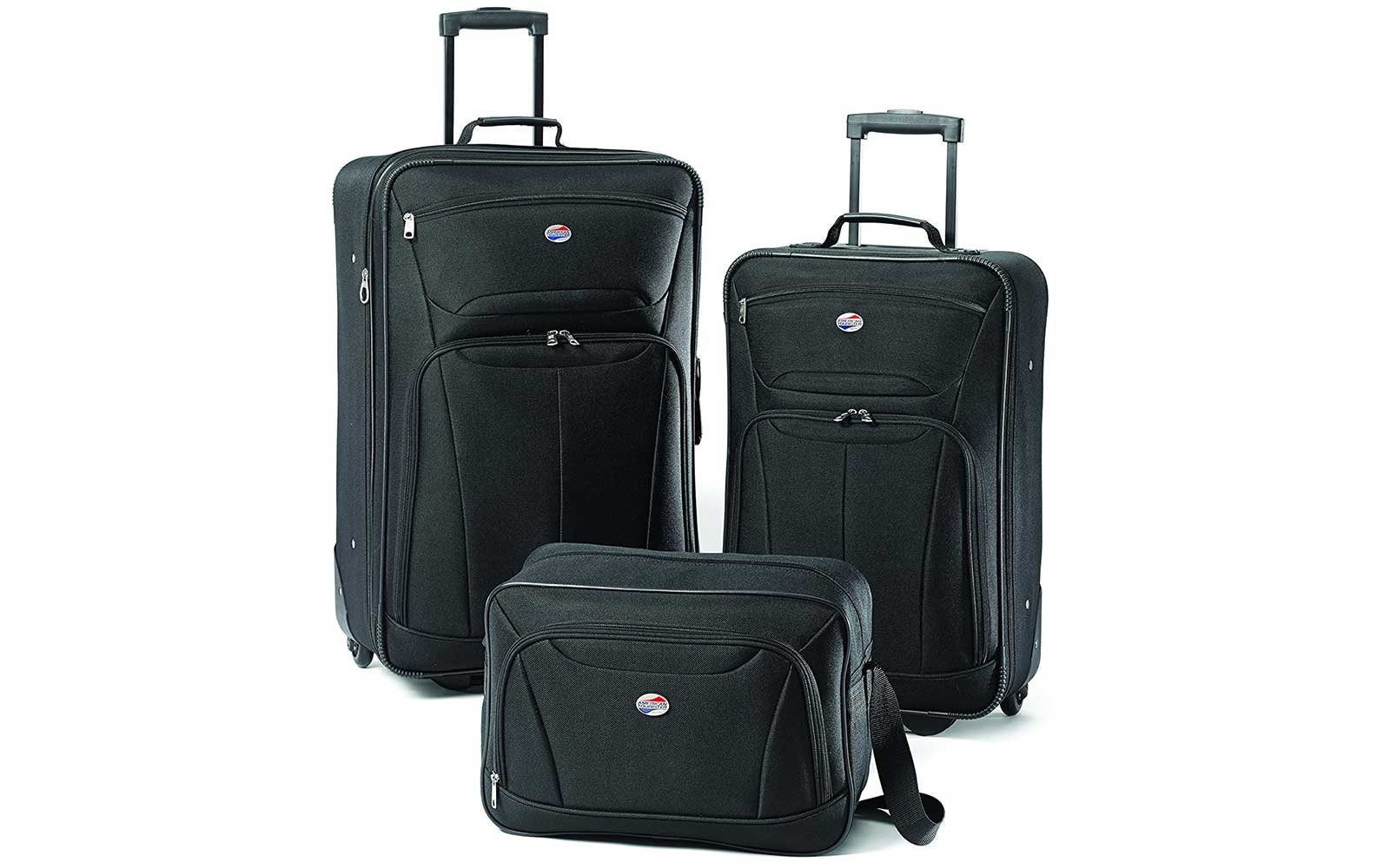 6c1c43b3ef 2 Piece Amazon Luggage Suitcases - Year of Clean Water