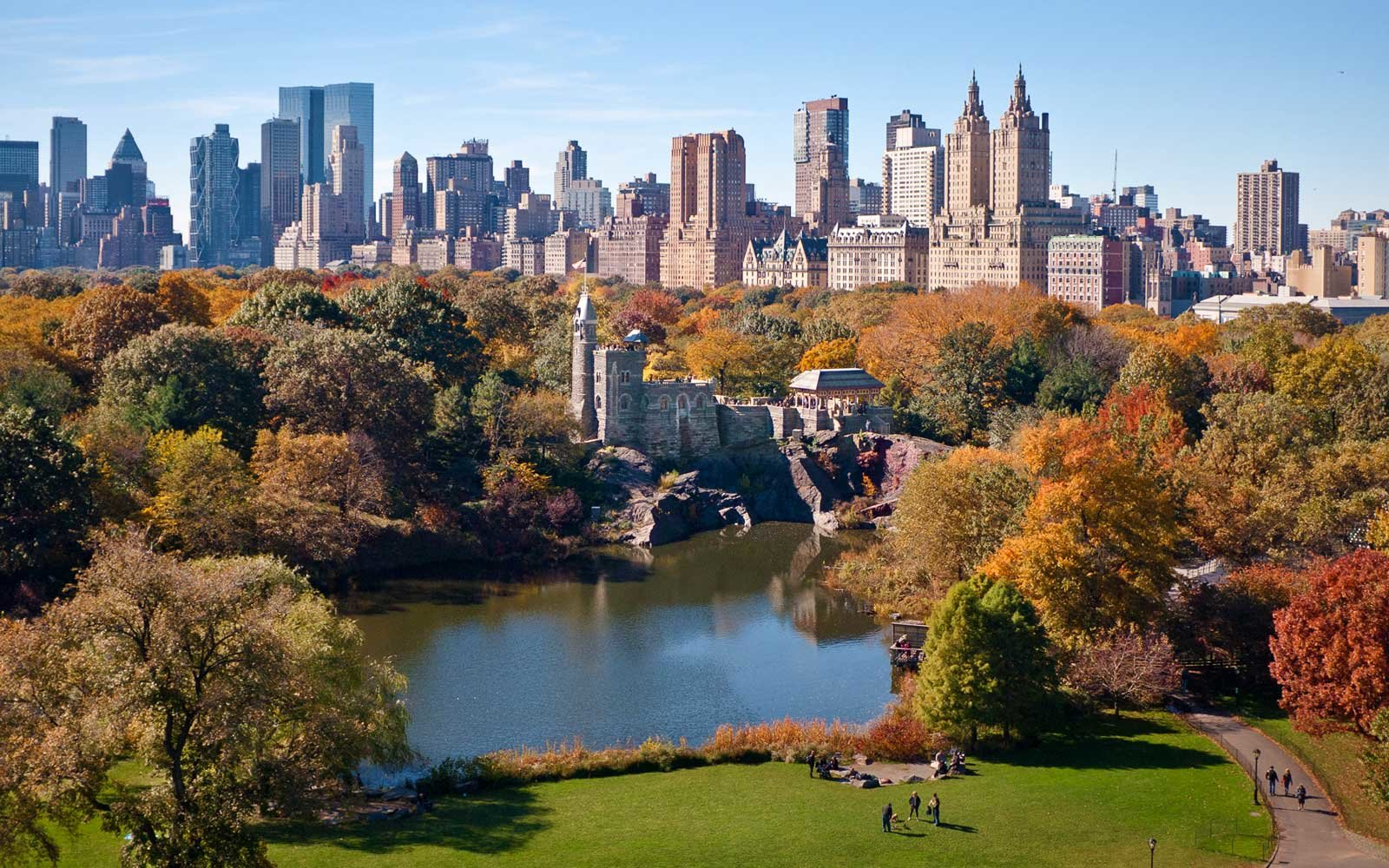 Central Park' Belvedere Castle Closing Of 2018