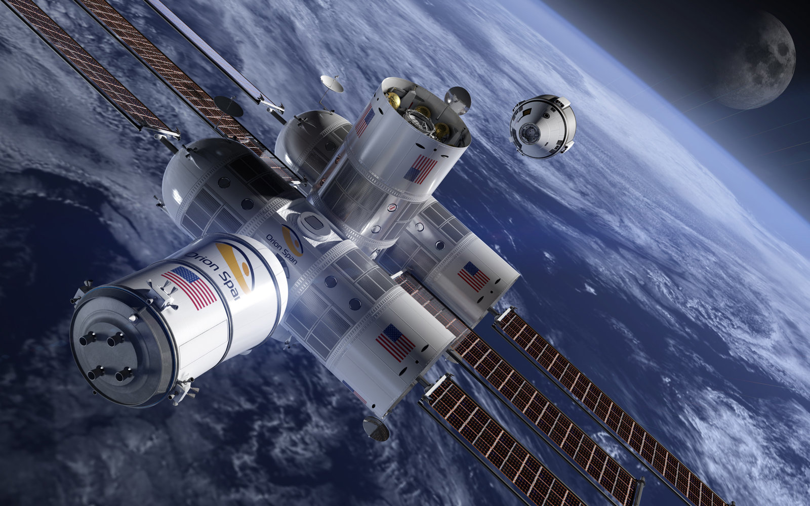 World Luxury Space Hotel