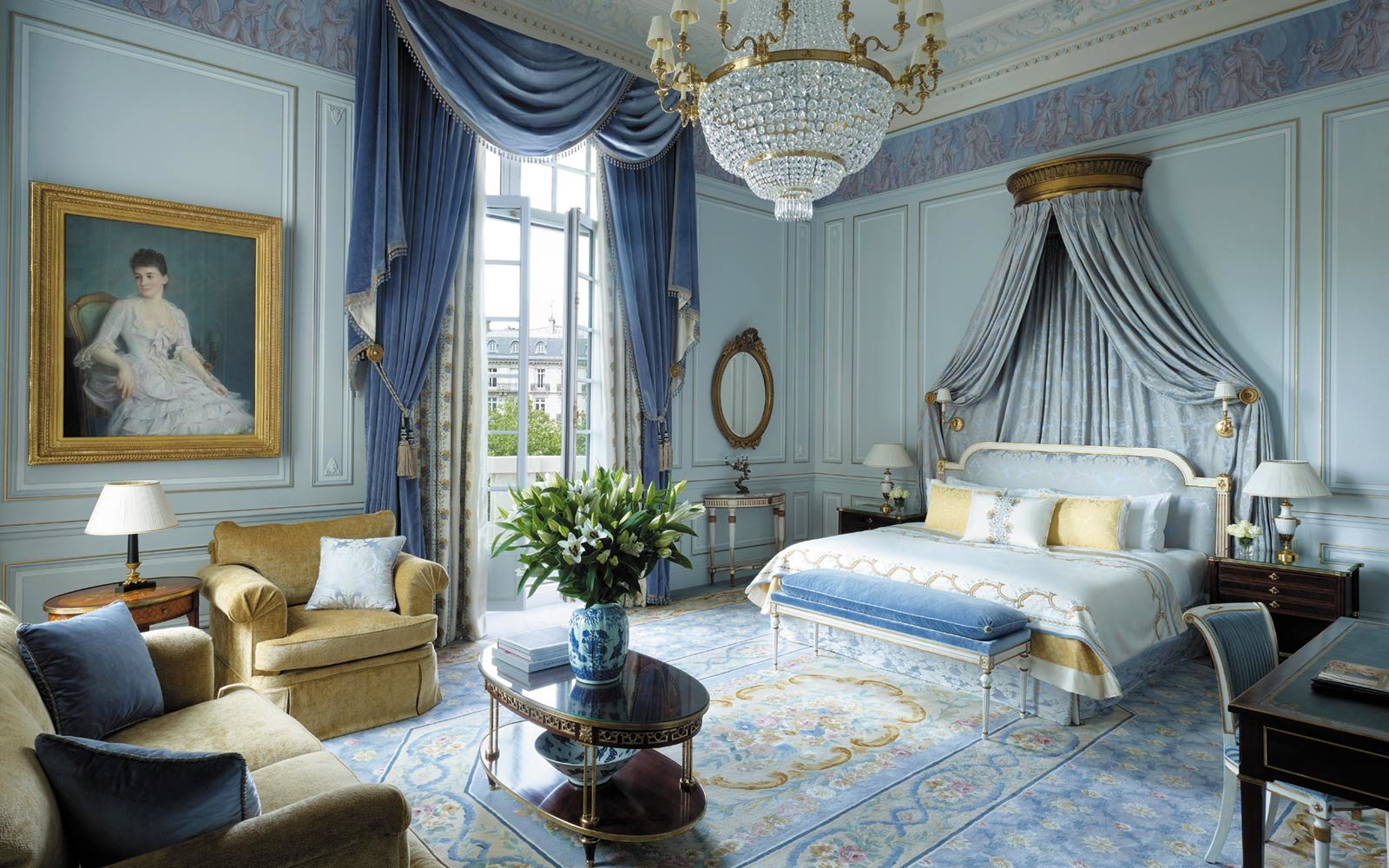 2018 World' Hotels In Paris Travel Leisure