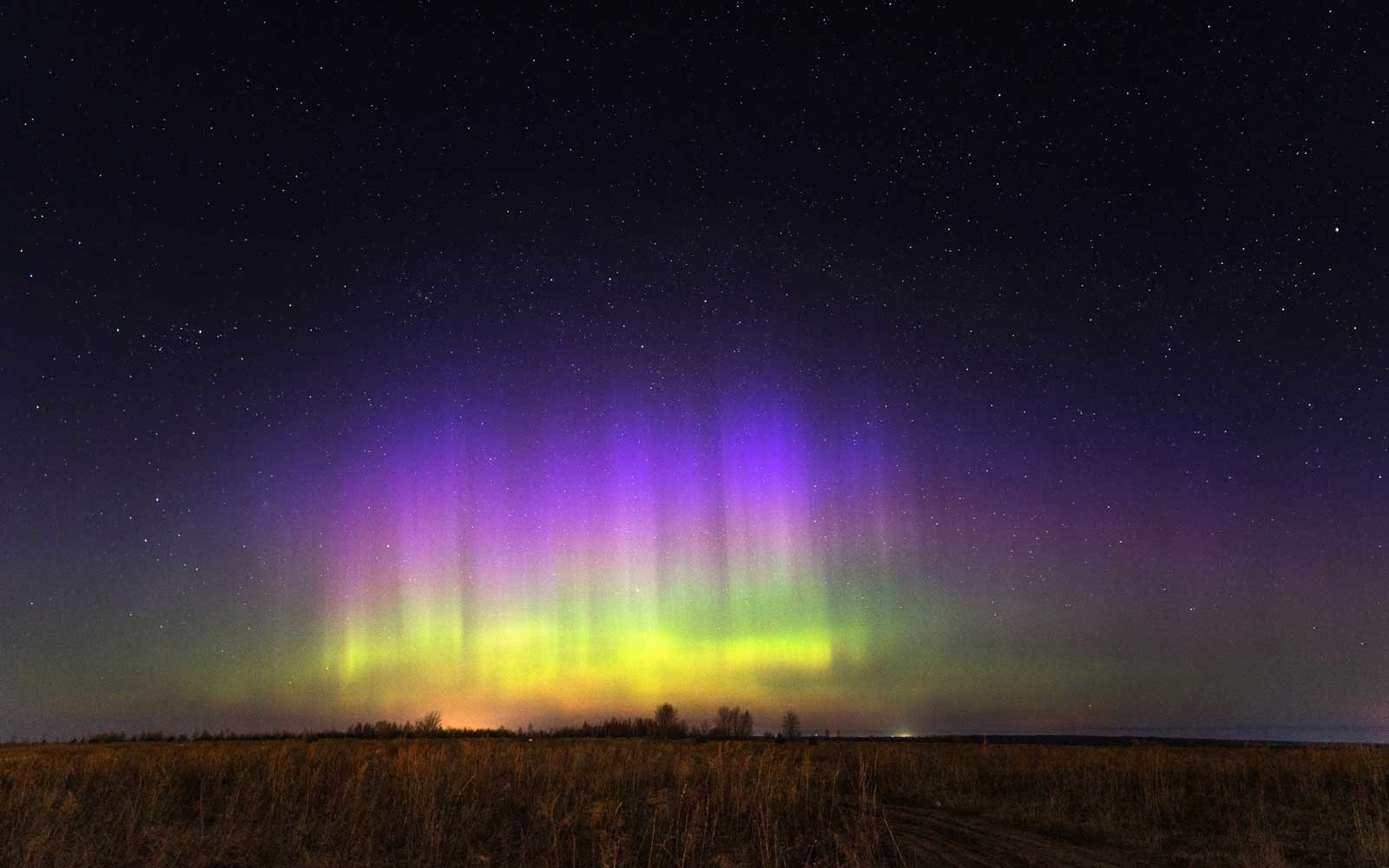 The Northern Lights May Reach the United States Tonight