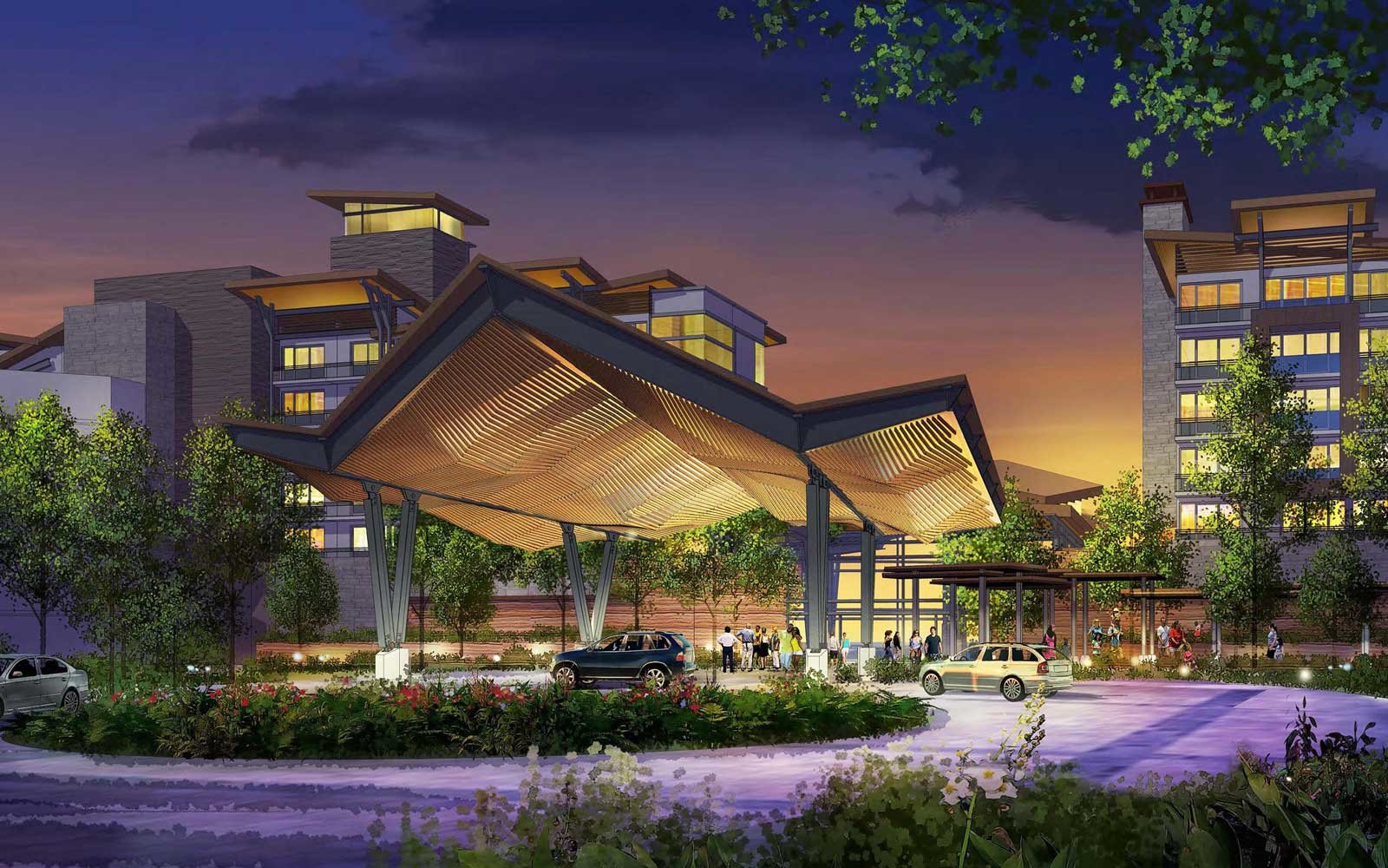 Walt Disney World Announced Luxury Hotel