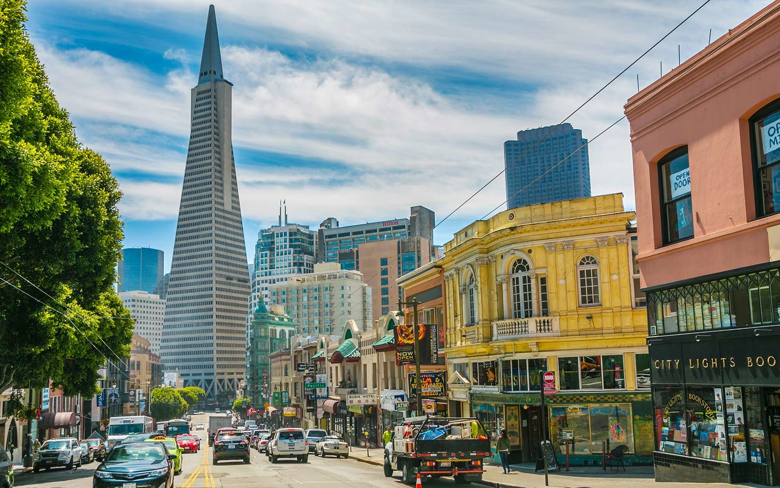 Classic San Francisco Neighborhoods Remain Untouched
