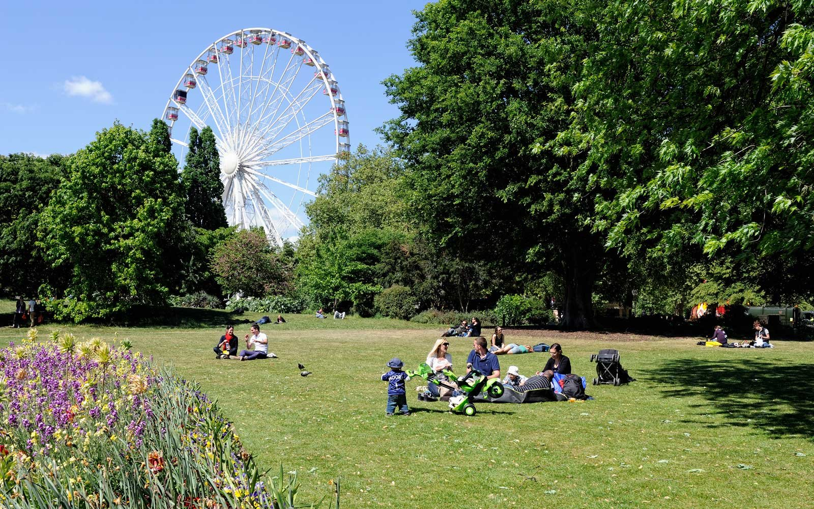 London World National Park City In