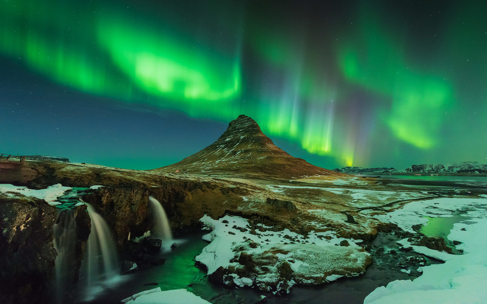 Iceland Northern Lights Winter 2018 And