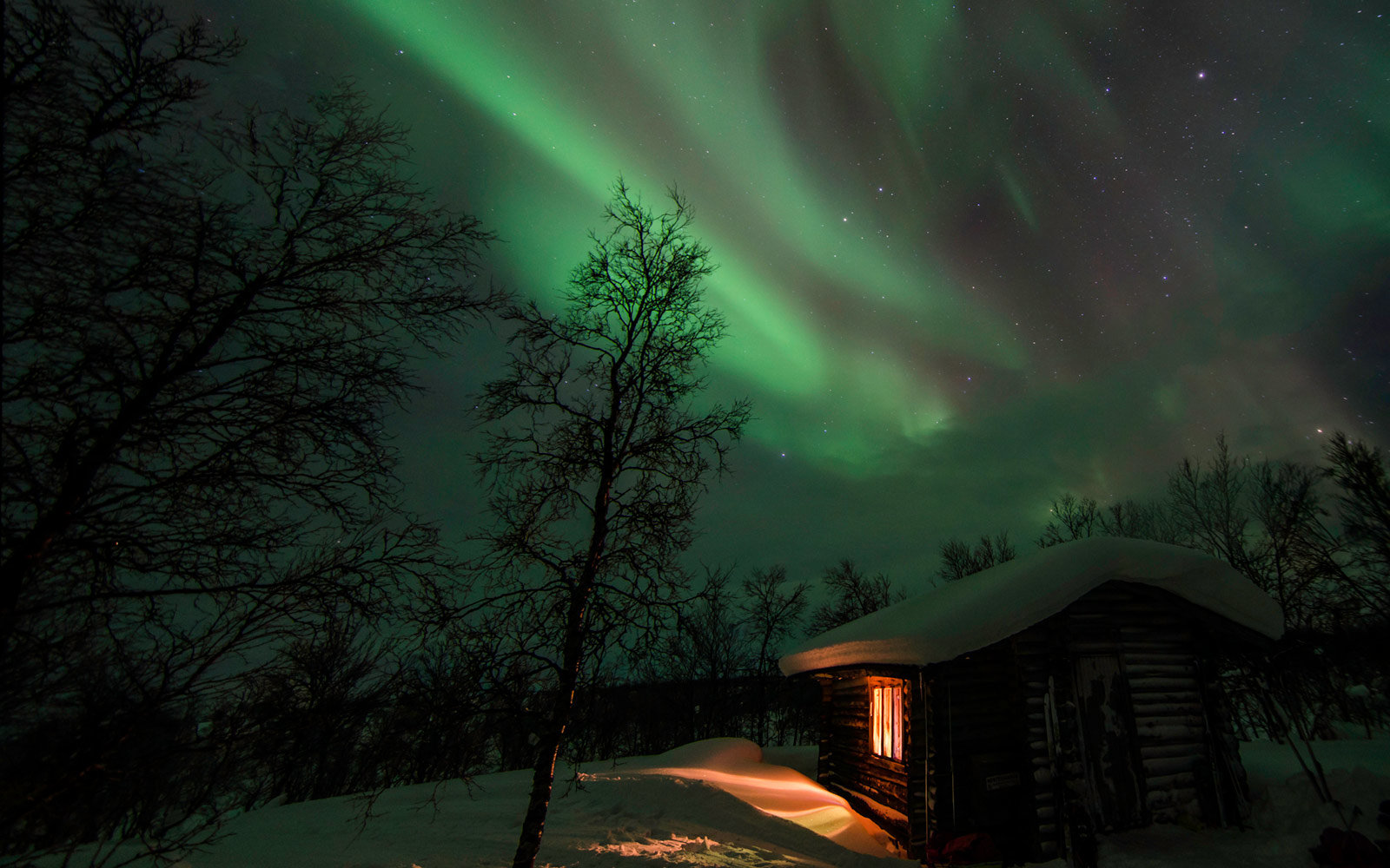 Places Northern Lights In January 2019