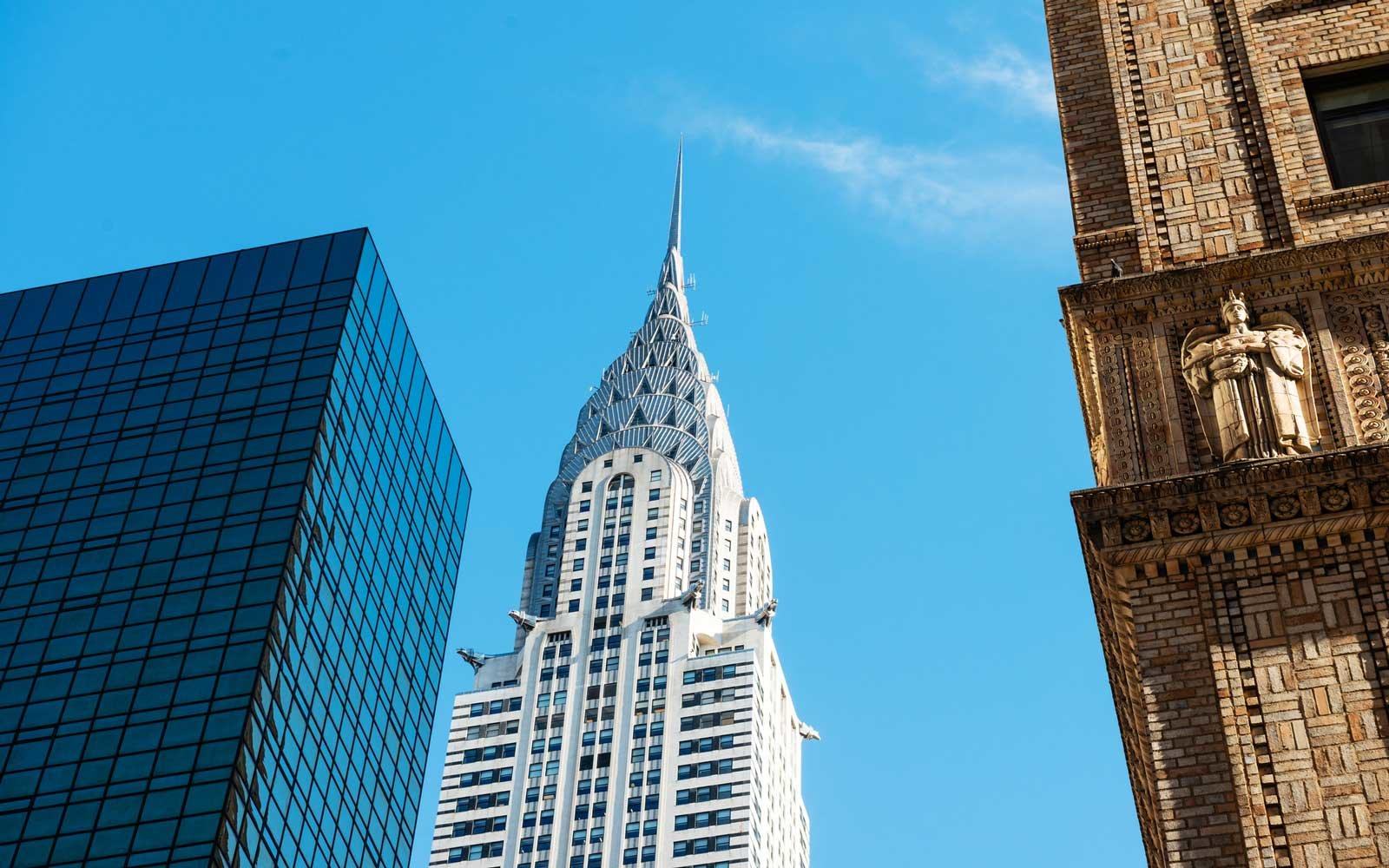 Chrysler Building York City' Coolest Hotel Travel Leisure