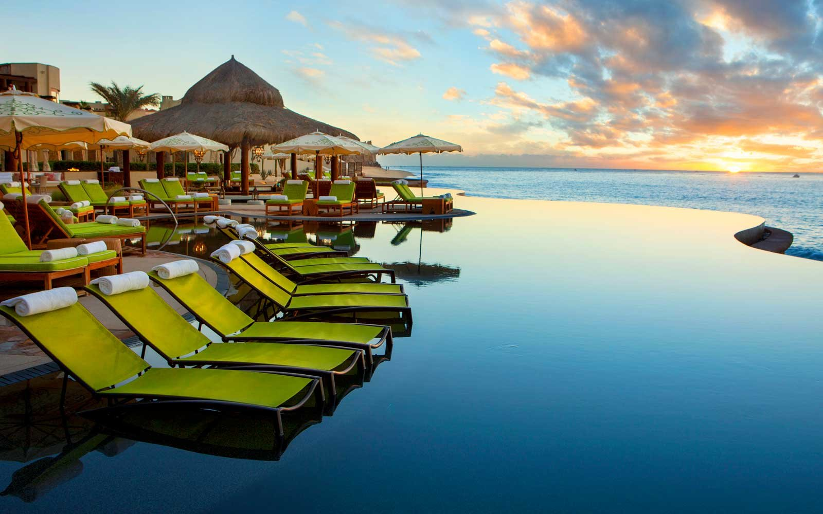 resorts in mexico world
