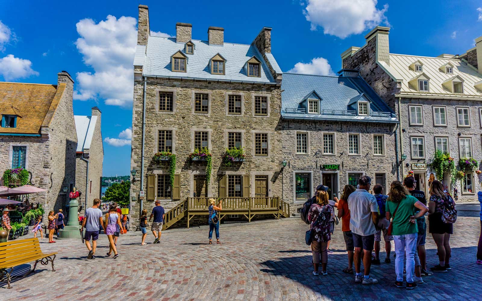 The 2019 World S Best Cities In Canada Travel Leisure