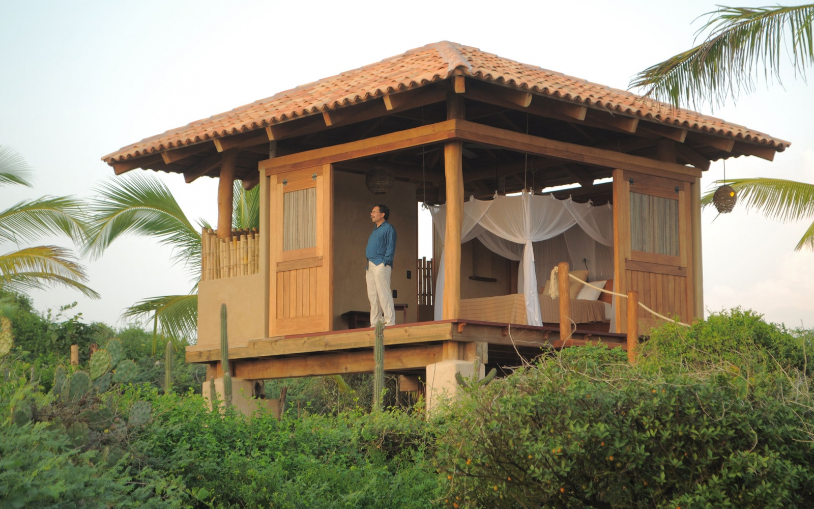 World Coolest Tree-house Hotels Travel Leisure