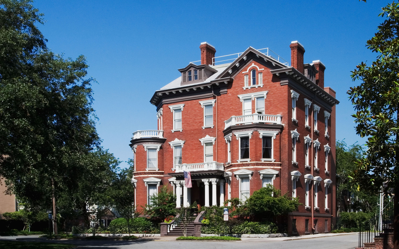 America' Haunted Places Travel Leisure