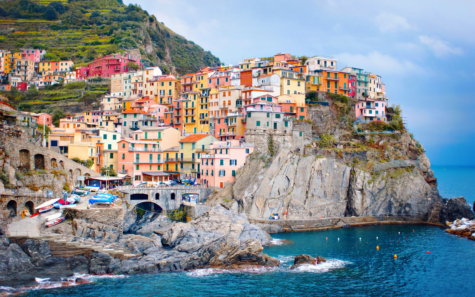 The Most Beautiful Coastal Towns Travel Leisure