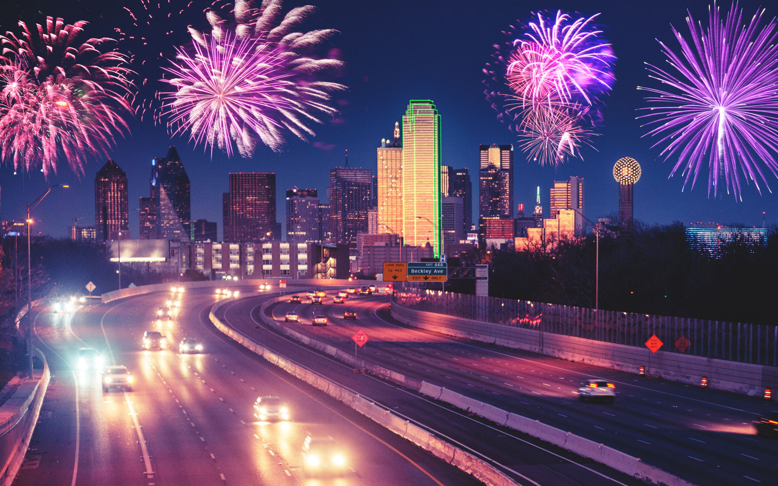 Americas Best Cities For New Years Eve Travel Leisure