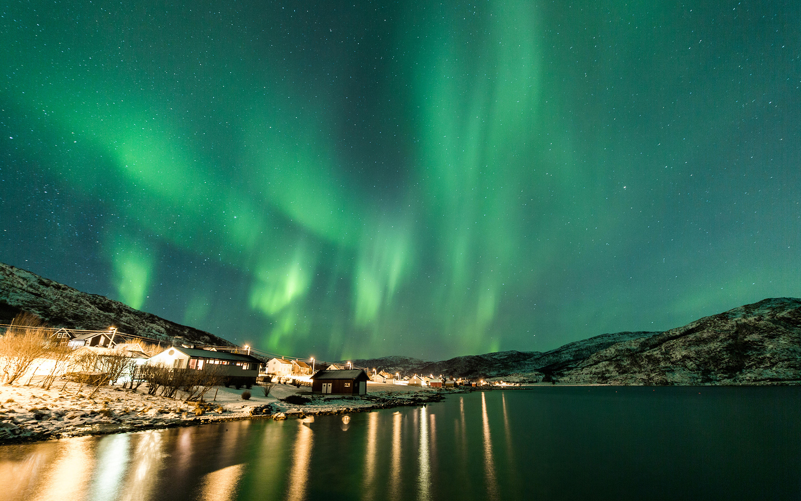 Best Place Tromso See Northern Lights