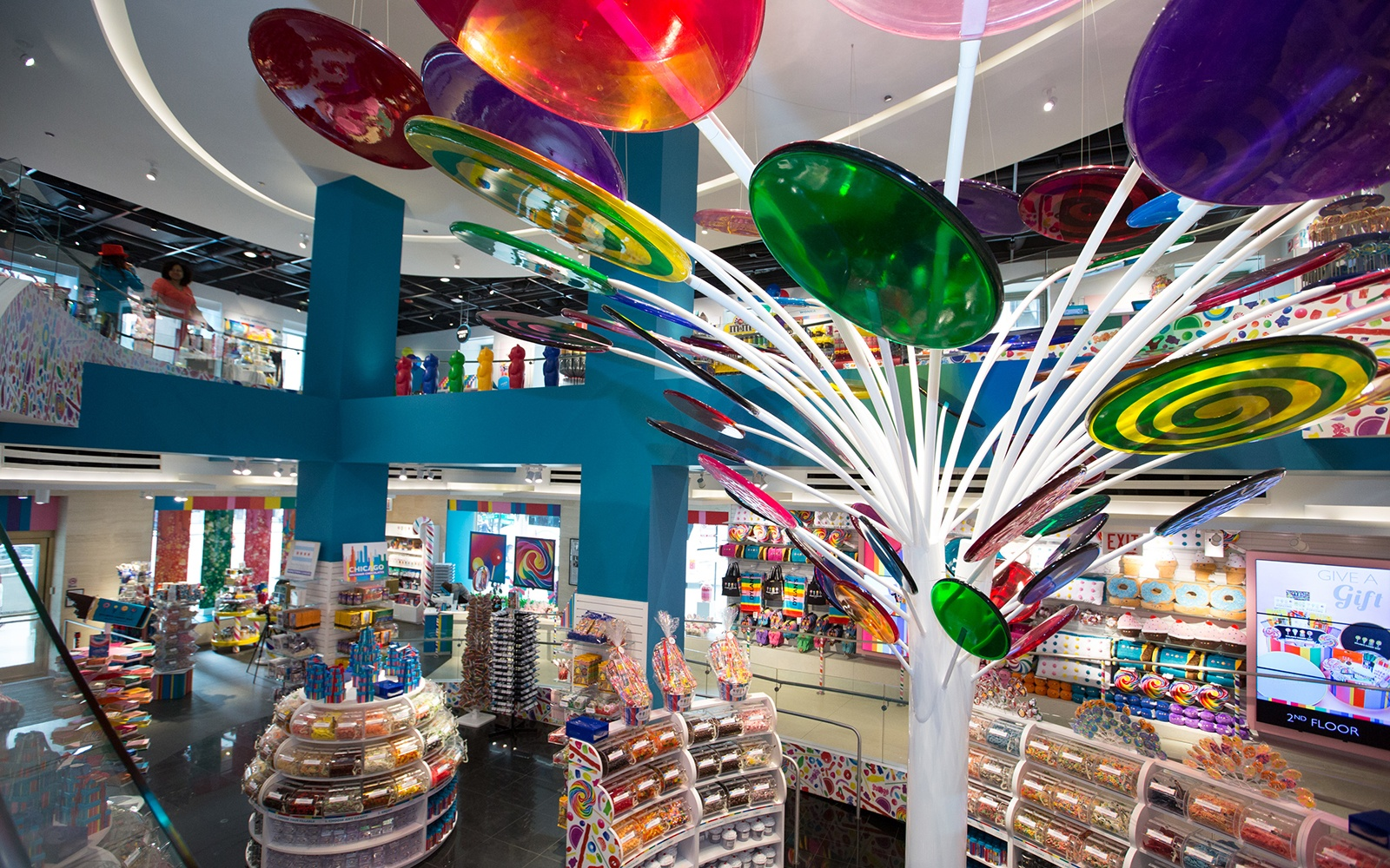 Dylan Lauren Opens New Dylans Candy Bar in Chicago