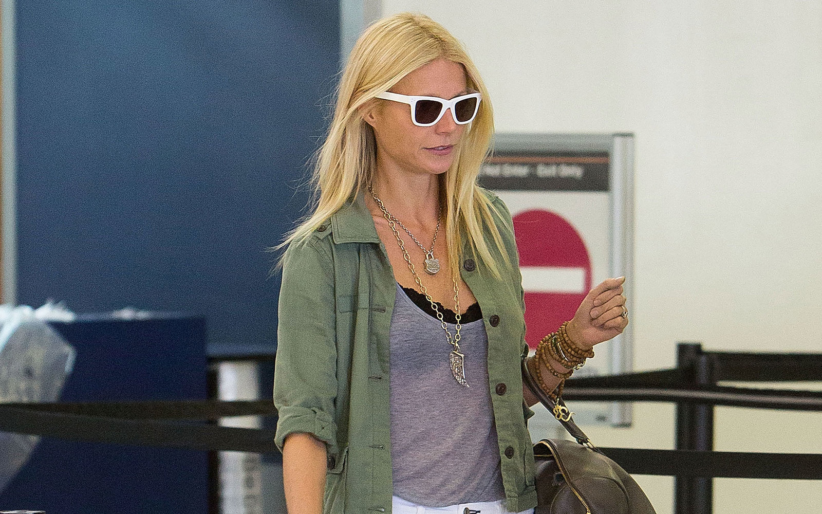 Gwyneth Paltrow Shares Her Travel Routine Travel Leisure
