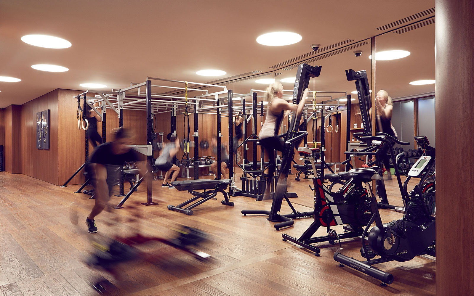 Hotel Gyms In London Warrant Visit Travel