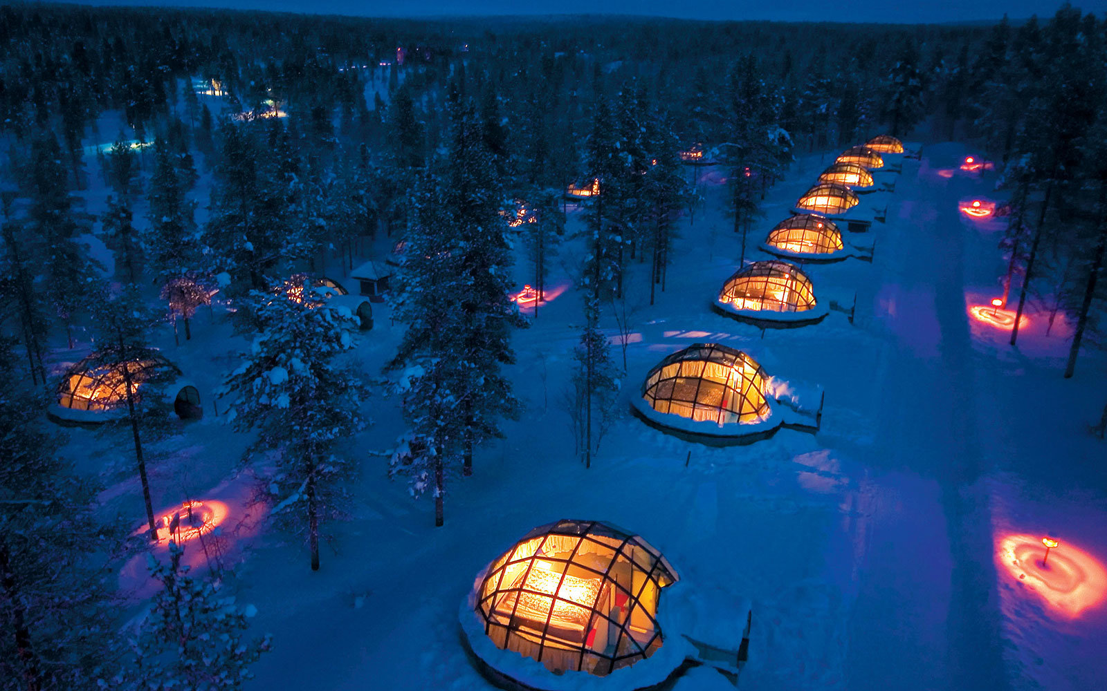 Places Northern Lights Travel Leisure