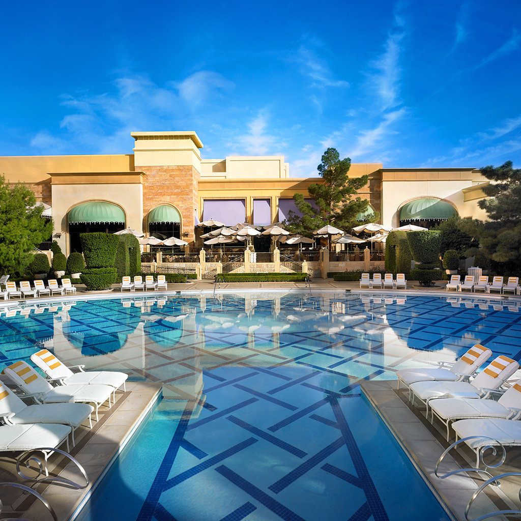 Pools In Las Vegas Travel Leisure