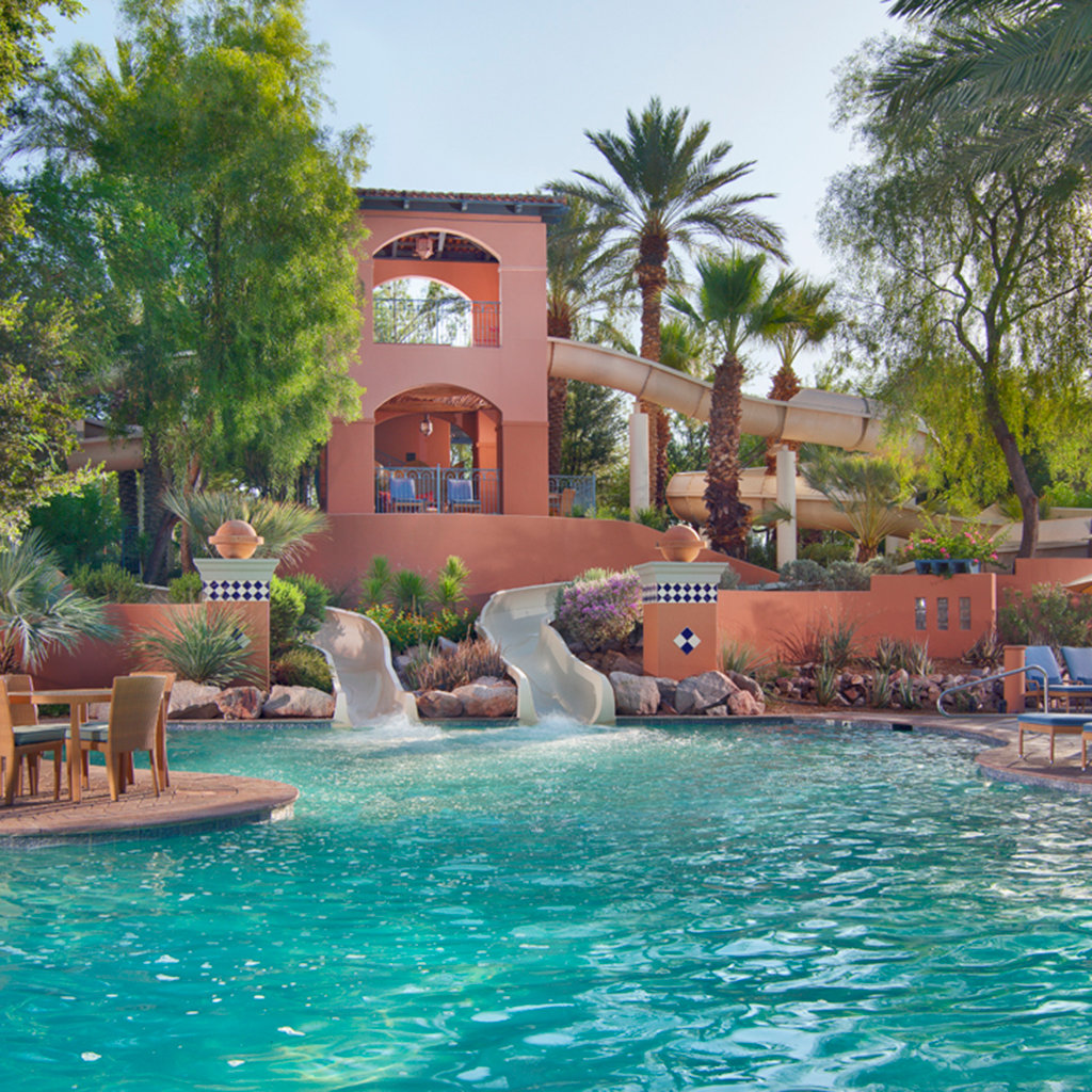 Hotel Pools In Scottsdale Travel Leisure