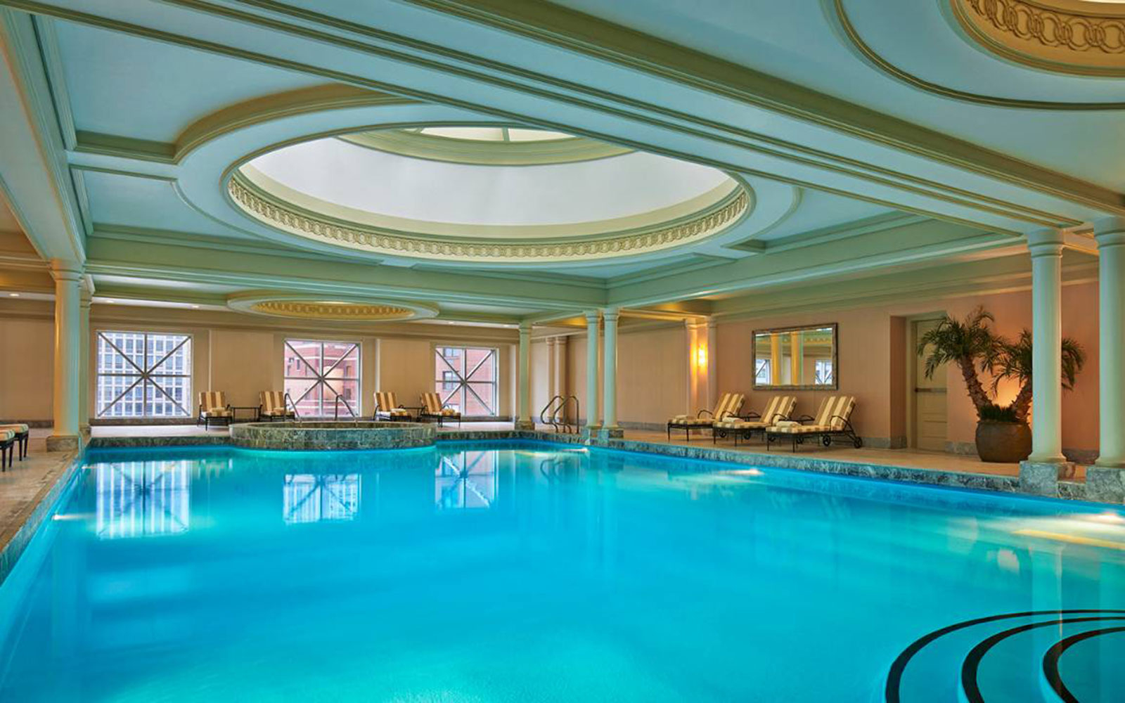 Hotel Pools -guests Travel Leisure