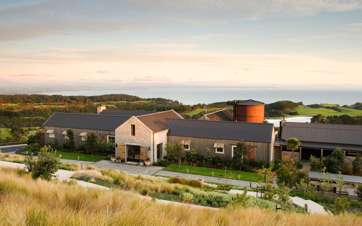 65. The Farm at Cape Kidnappers, Hawke's Bay, New Zealand