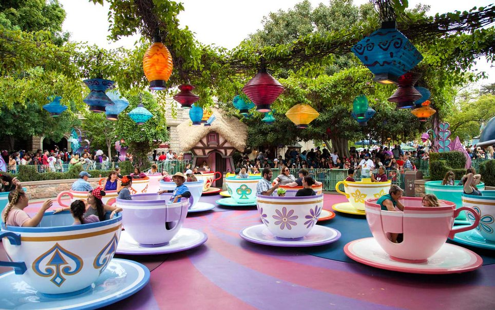 6. Mad Tea Party