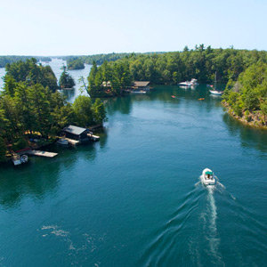 Exploring The Thousand Islands Travel Leisure