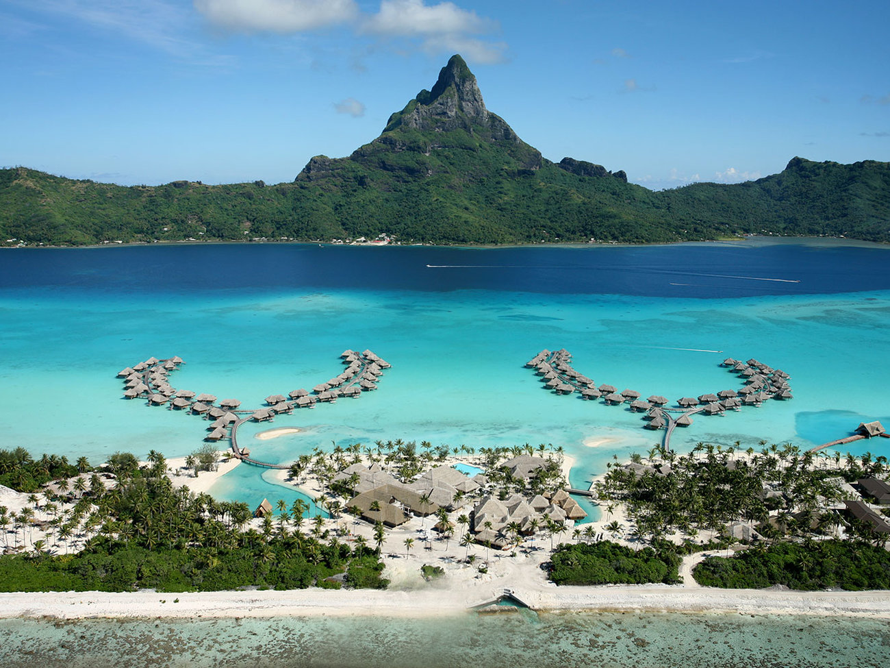 Four Seasons Resort Bora Bora Travel Leisure