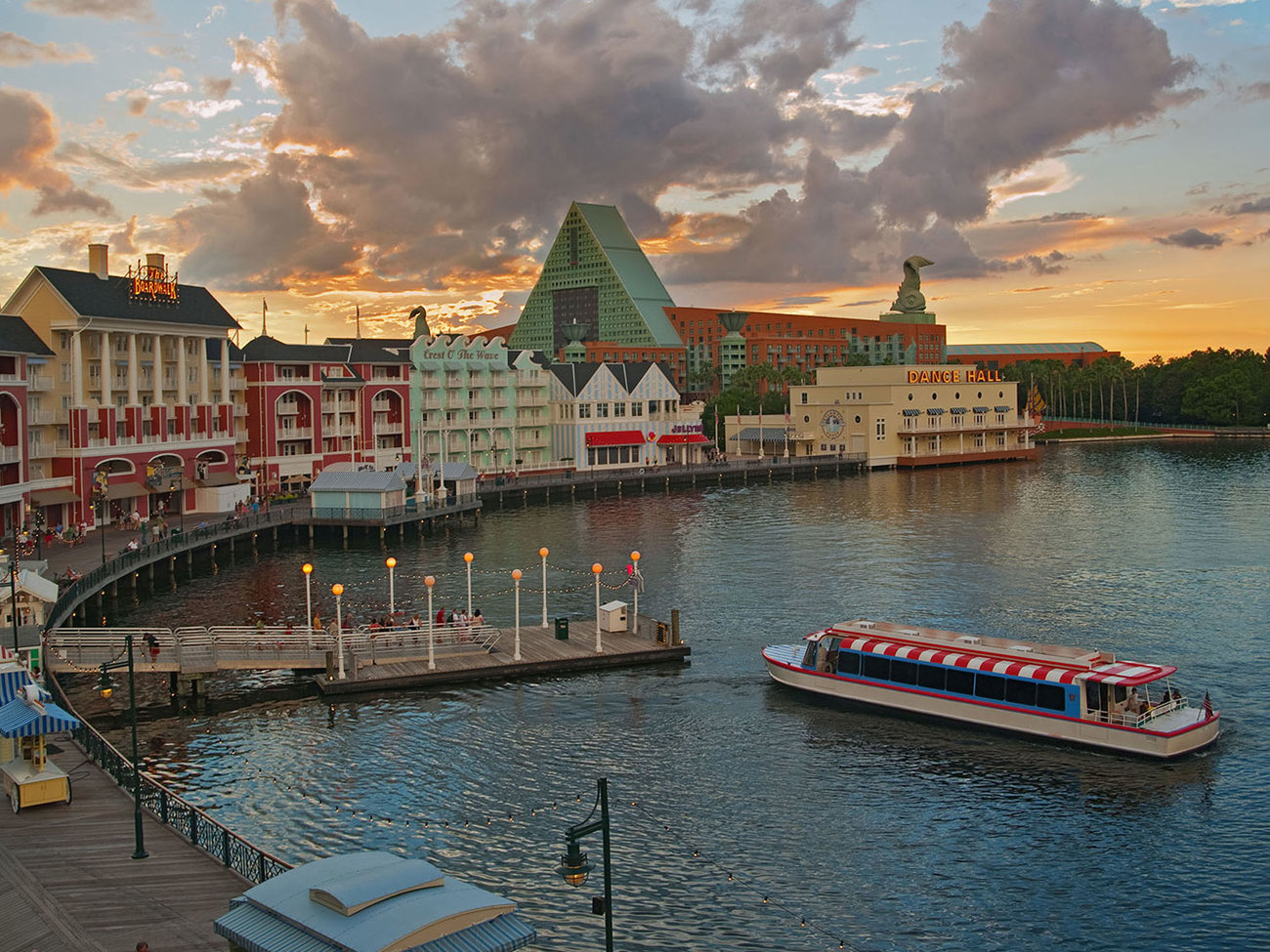 Disney' Boardwalk Inn And Villas Travel Leisure