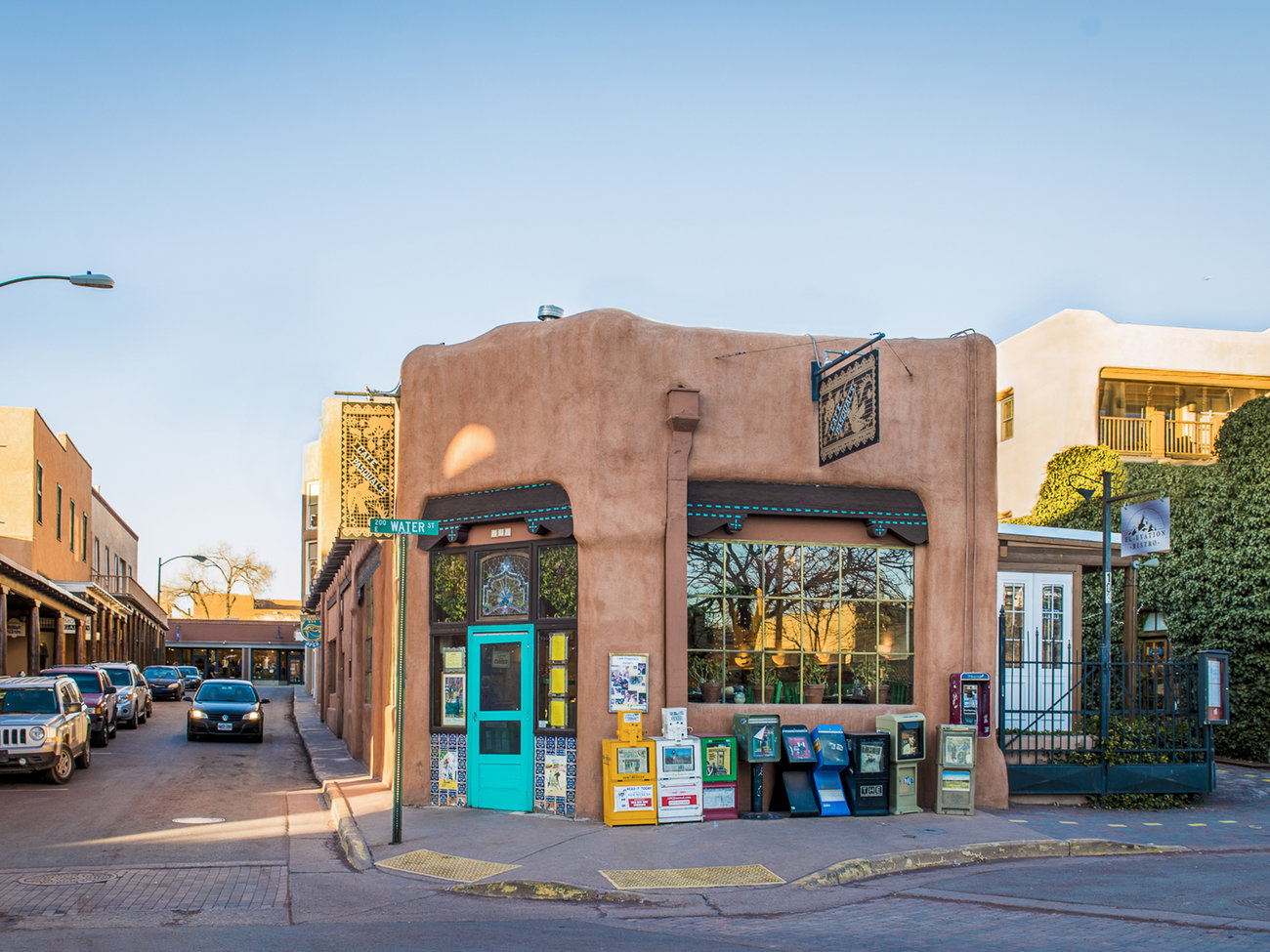 Santa Fe Downtown Restaurants