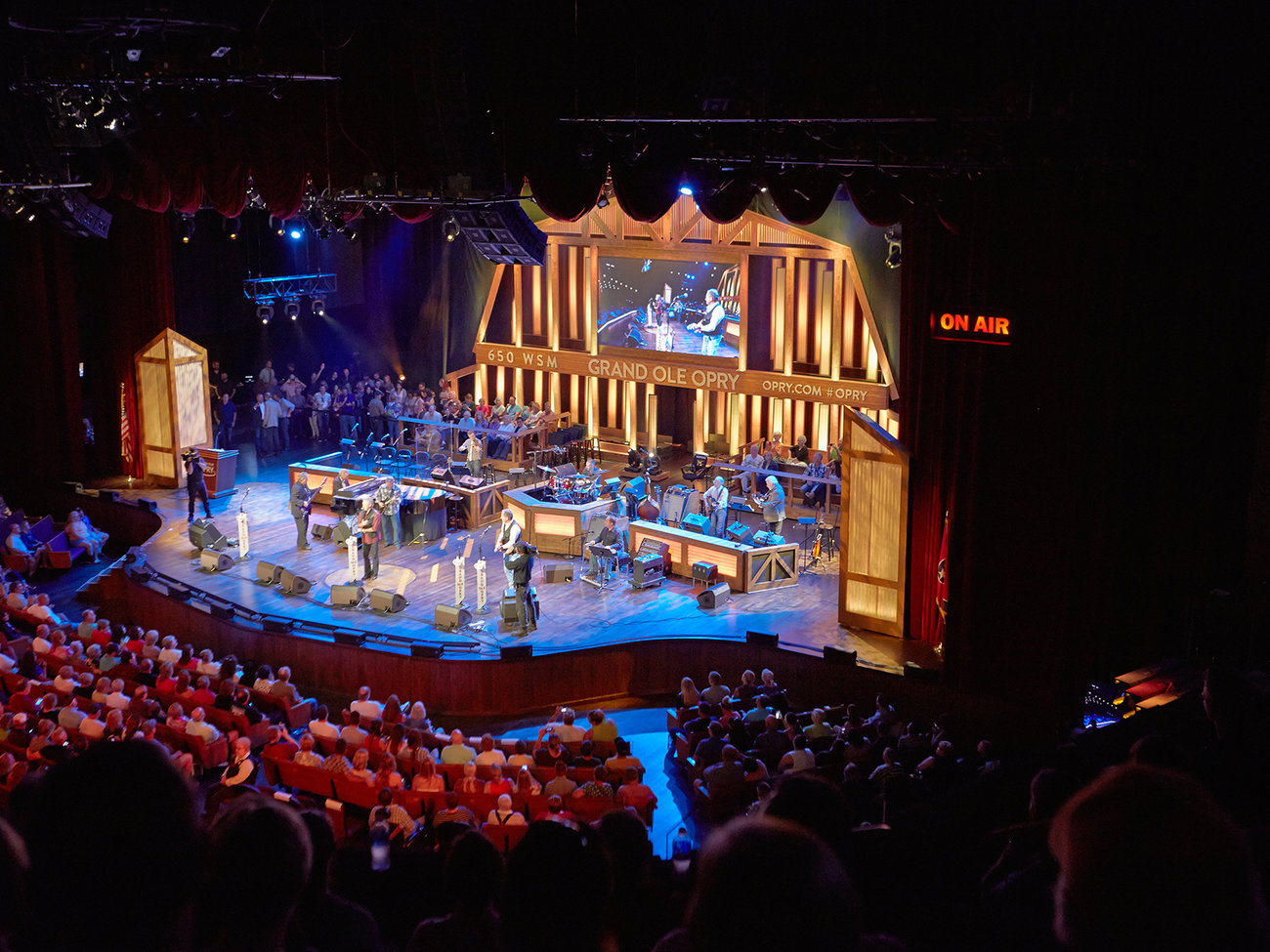 Grand Ole Opry Travel Leisure