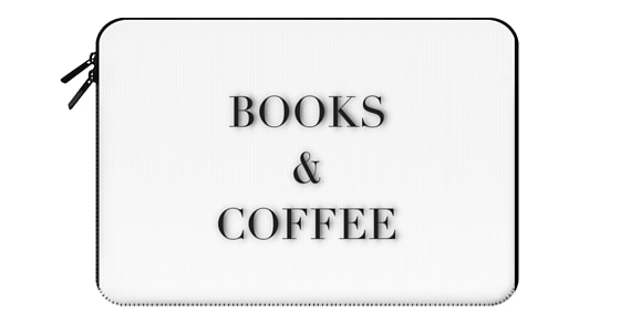 BOOKS & COFFEE by Monika Strigel Macbook Pro Retina 13