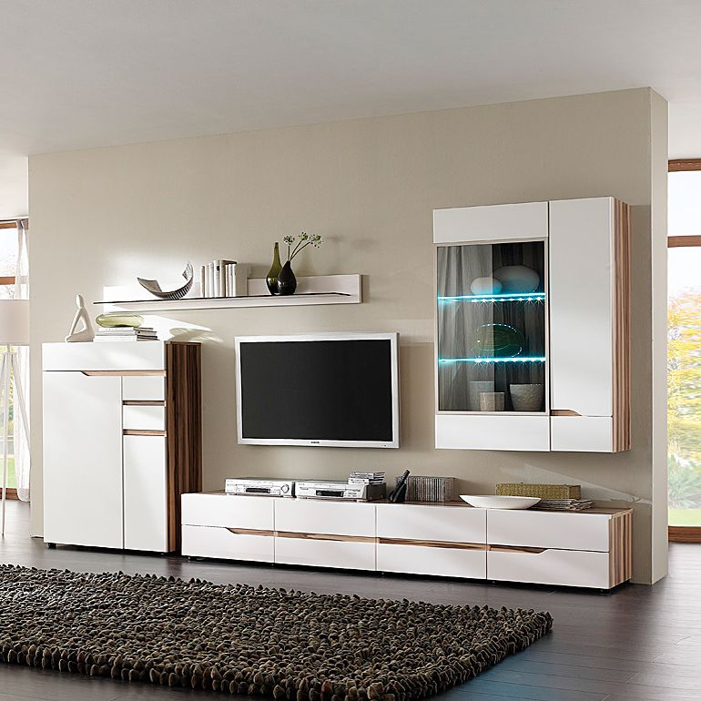 Highboard Wei Matt. Stunning Best Modernes Highboard Cm Wei Riess ...
