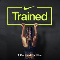 Image result for Nike Trained podcast