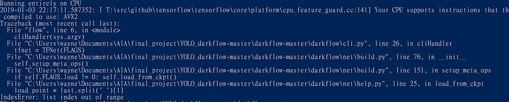 Yolo實作教學 — train出屬於自己的model使用darkflow (windows) – mc.ai