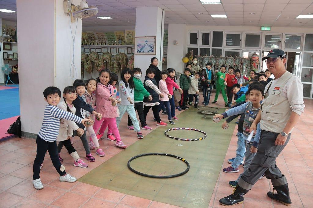 推廣在地民俗技藝 三峽陀螺玩法不一樣 - 華視新聞網