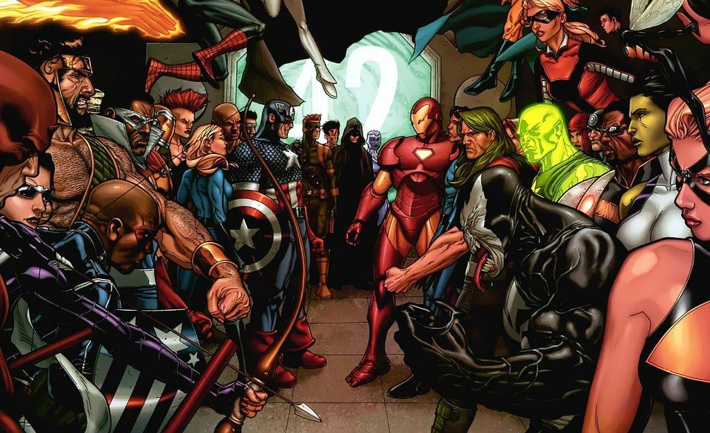 Guerra Civil 5