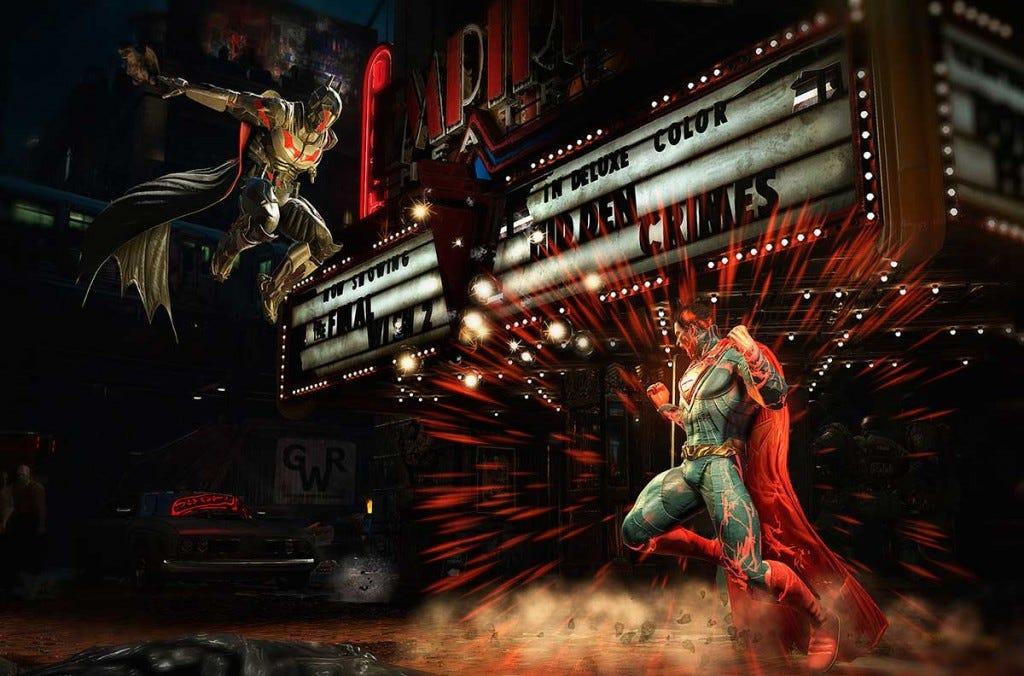Com novas possibilidades de costumização, Injustice 2 revigora grande sucesso da Warner Bros Games.