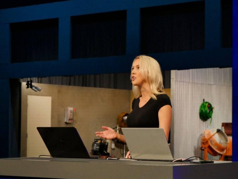 Tech Trends Women in Tech Microsoft Build