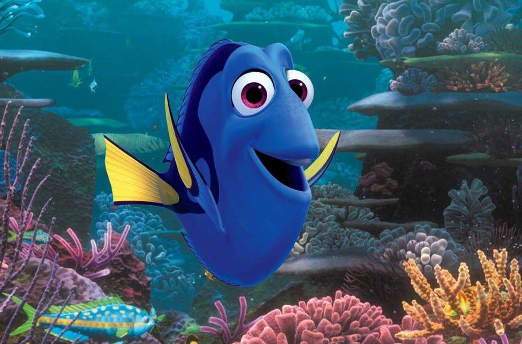 Esperada sequência de Procurando Nemo ganha teaser nacional. Confira o primeiro vídeo de Procurando Dory.