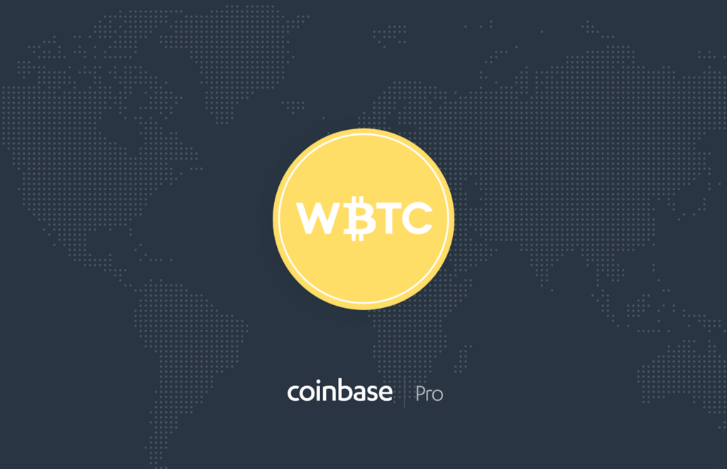 Wrapped Bitcoin (WBTC) is launching on Coinbase Pro