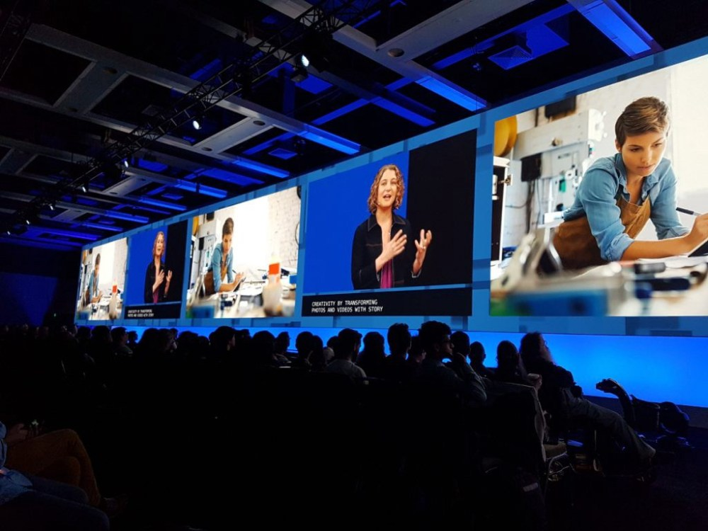 Tech Trends Microsoft Build Gender Equality